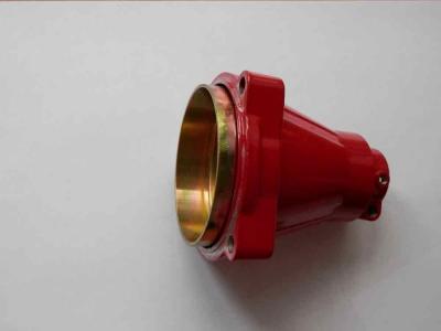Редуктор верхний в сборе мотокосы BC/GBC-033/043 (26мм) (9 шлицев)
