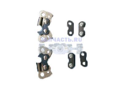 Ремкомплект цепи 3/8 1,3 RS (2реж.зуба+2соед.звена+2планки)