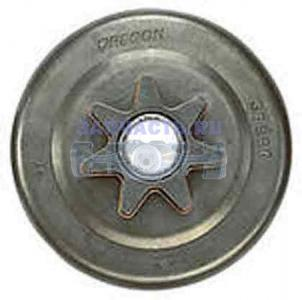 Барабан сцепления-звездочка (0,325) (на Нus 136,137,141,142,235,236,240 Рart 350-371,365,405) 7 зубов с сепаратором.