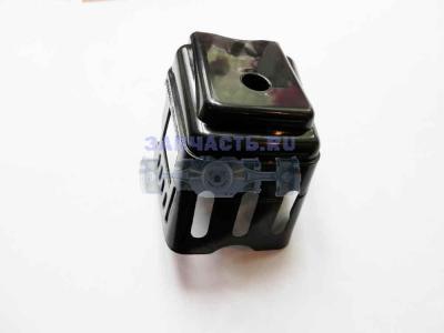 Крышка воздушного фильтра мотокосы GBC-043/052 (кожух карбюратора внешний)(43081)