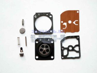 Ремкомплект карбюратора мотокосы STIHL FS38,55,85,120,200,250 (9 позиции)